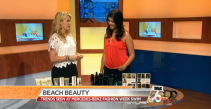 NBC 6 In The Mix Miami: Beach Beauty