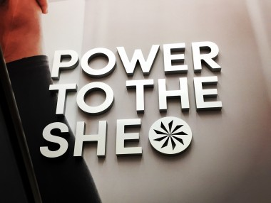 athleta power to the she