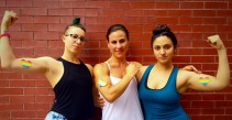 #WORKOUT WEDNESDAY: Guns Against Gun Violence